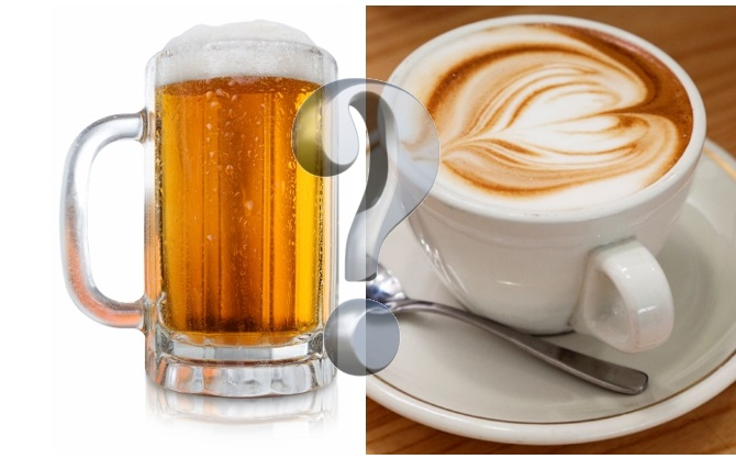 Coffee or Beer