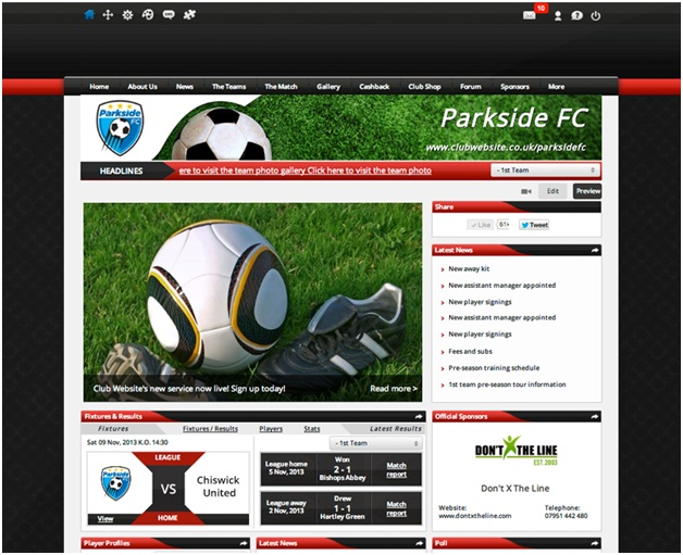 How Websites Can Help Clubs and Organisations