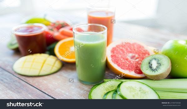 Diet - juice