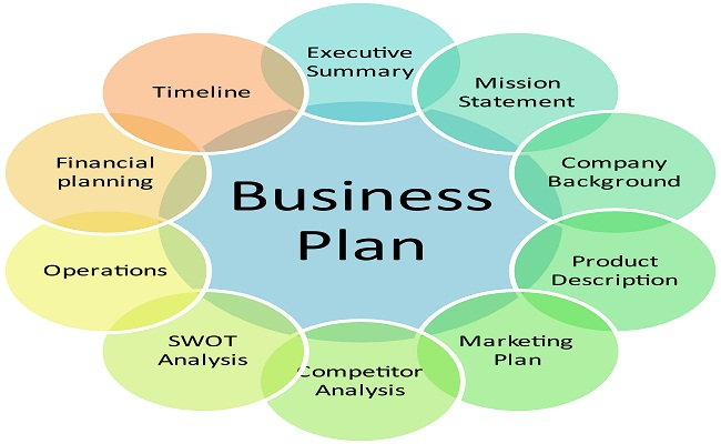 Business plan management