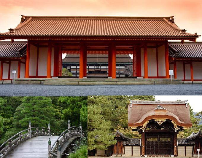 Palace of Kyoto, Japan