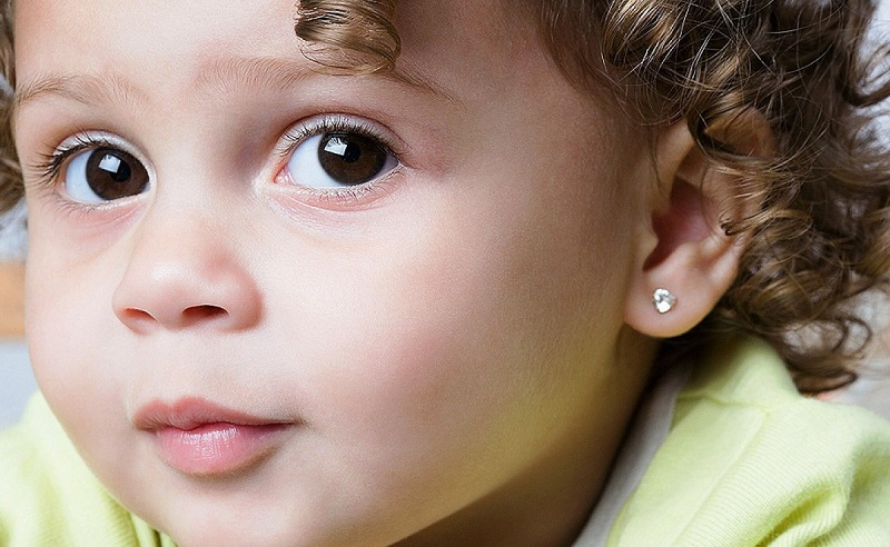 When Is It Better To Pierce The Ears Of The Child?