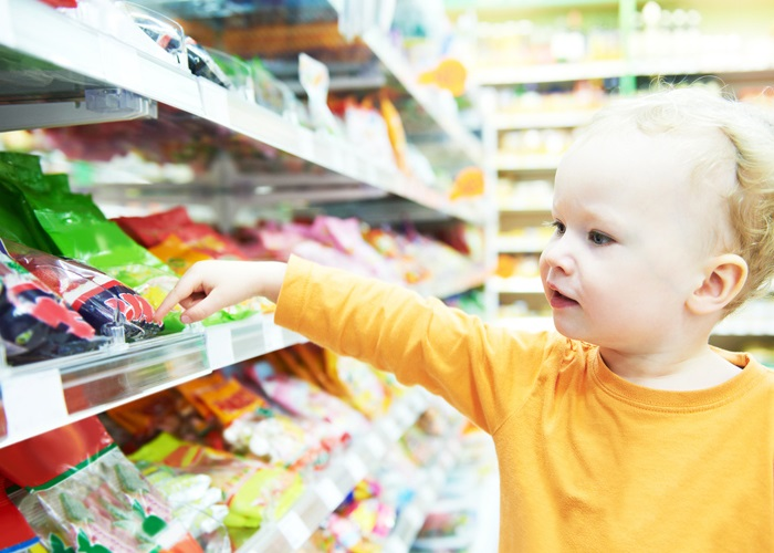 Brands try to turn children into consumers