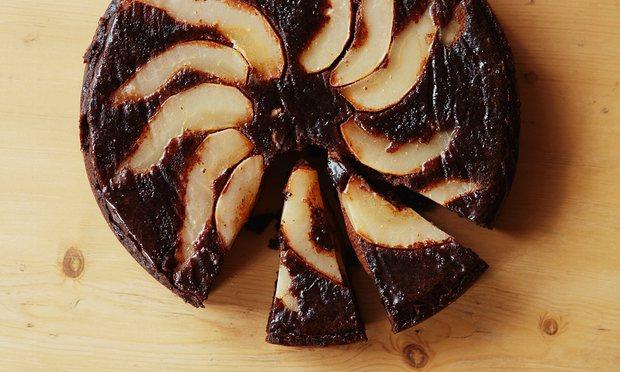 pear-cake