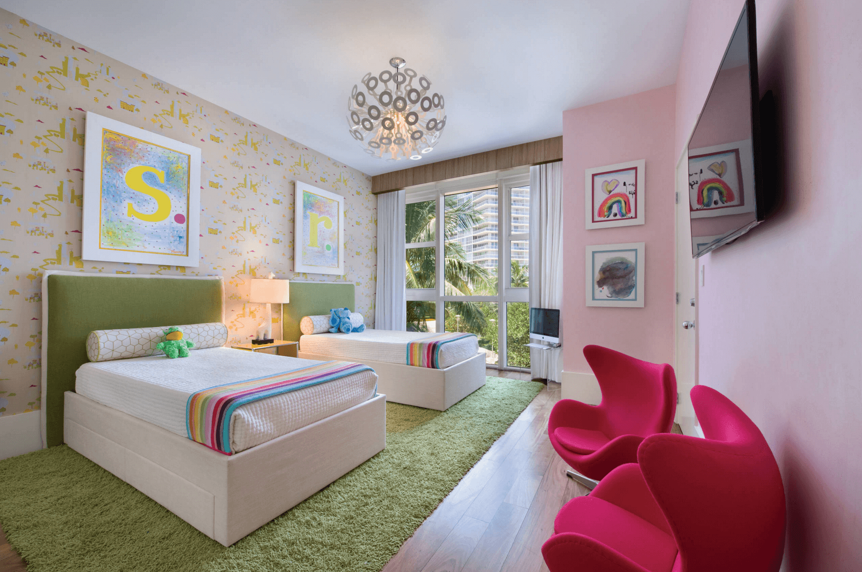 How to outline your room: 5 best idea