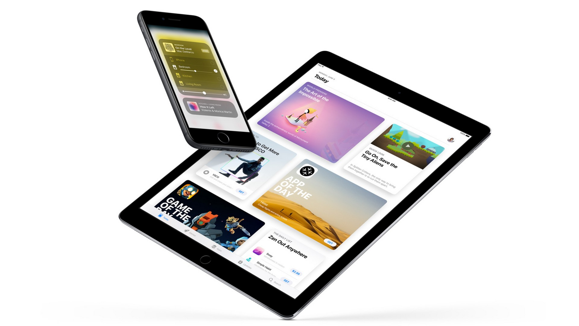 Apple iOS 11, new ,features , Apple's, operating, system