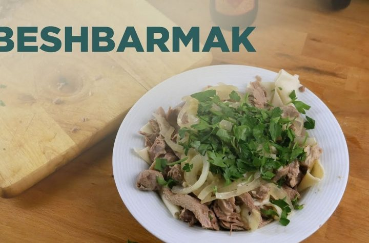 Beshbarmak: Recipe For Cooking At Home