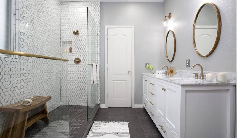 Scandinavian Style Bathroom