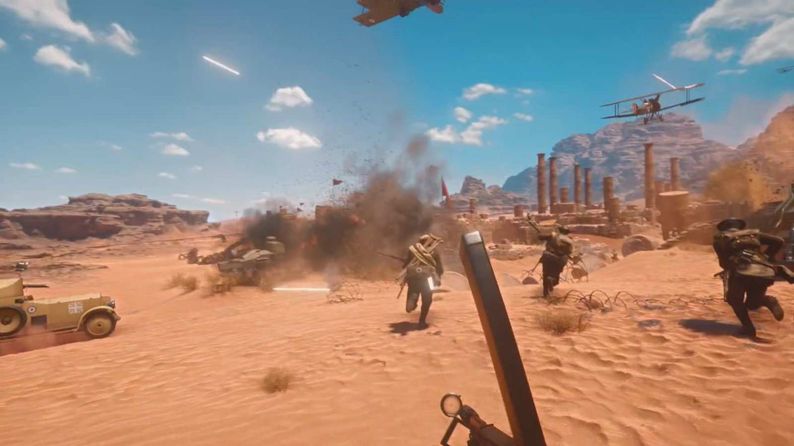 Is the battlefield 1 beta over