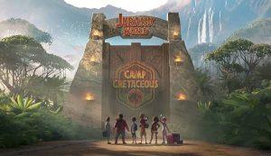 Jurassic World season 2 release date